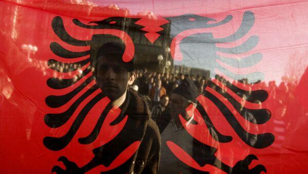 Bandera de Albania - Sputnik Italia