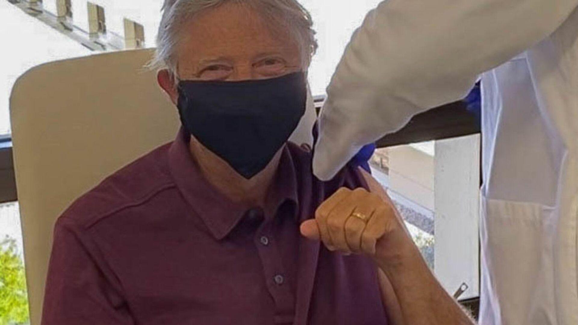 Bill Gates si è vaccinato contro il coronavirus - Sputnik Italia, 1920, 28.04.2021