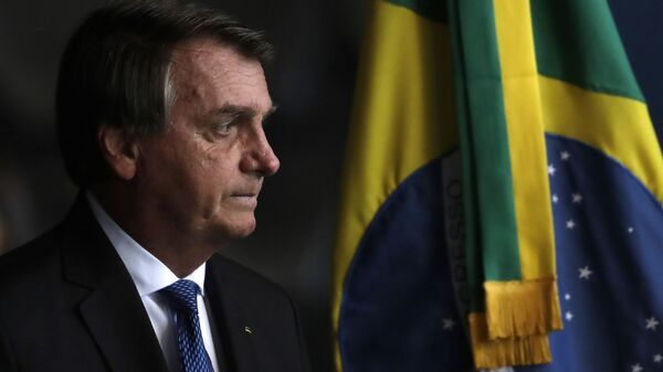 Jair Bolsonaro, presidente del Brasile - Sputnik Italia