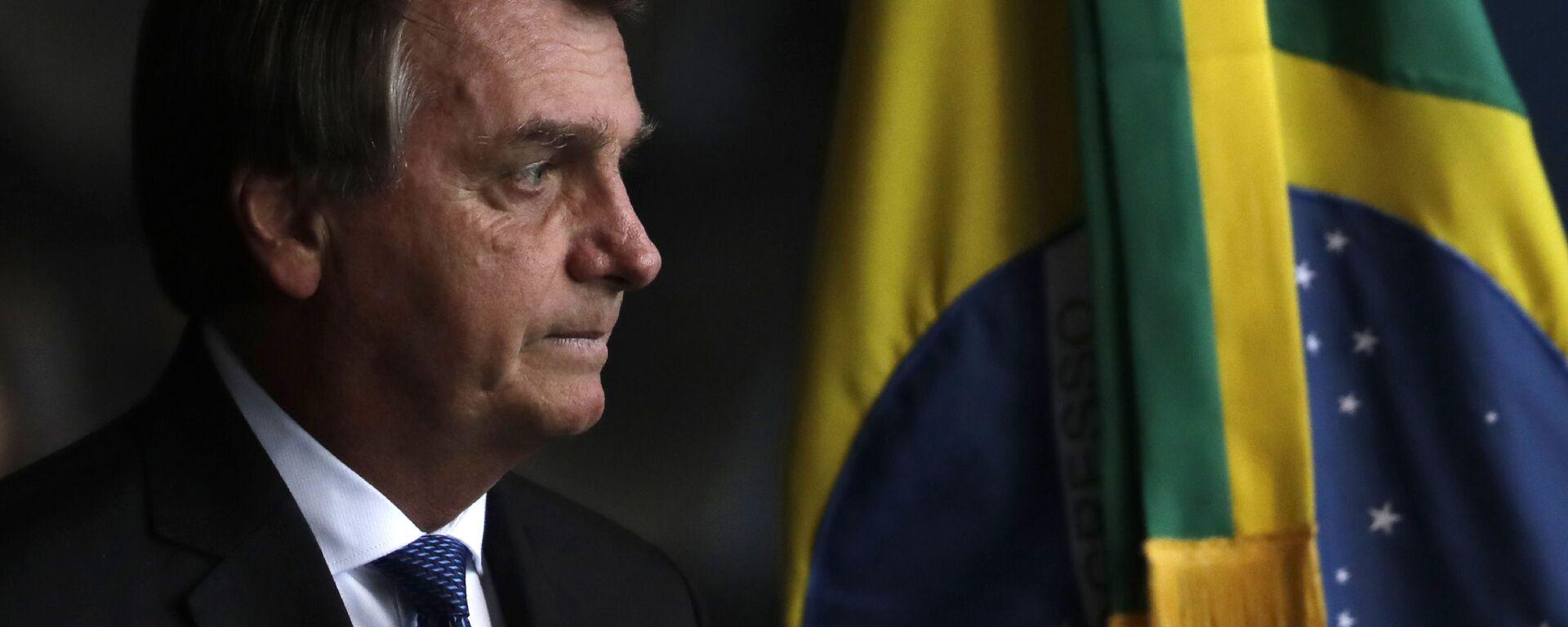 Jair Bolsonaro, presidente del Brasile - Sputnik Italia, 1920, 06.05.2021