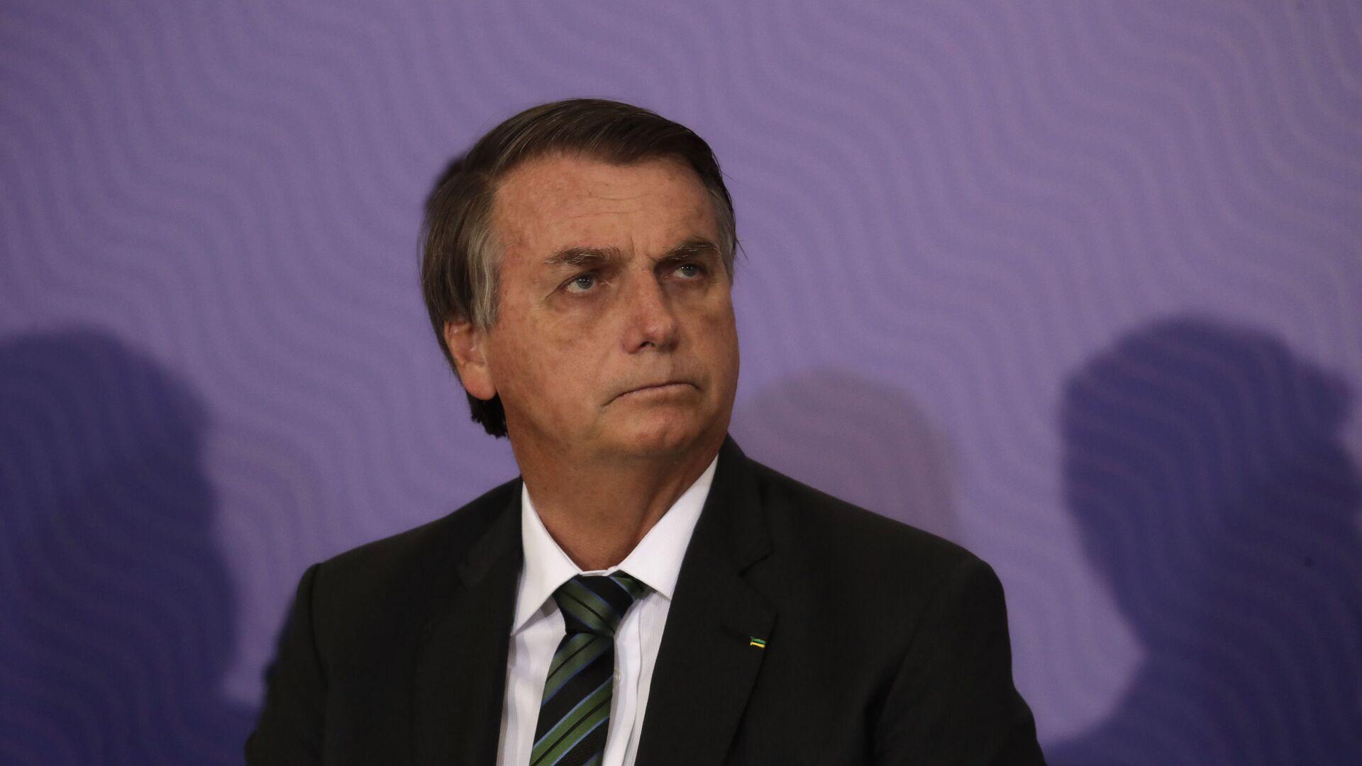 Jair Bolsonaro, presidente del Brasile - Sputnik Italia, 1920, 31.03.2021