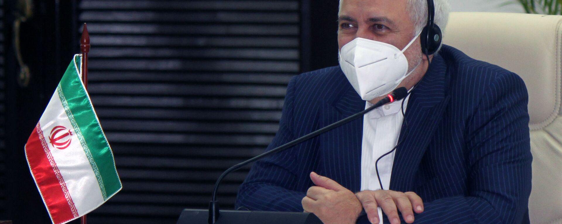 Mohamad Yavad Zarif, ministro degli esteri Iran - Sputnik Italia, 1920, 08.02.2021
