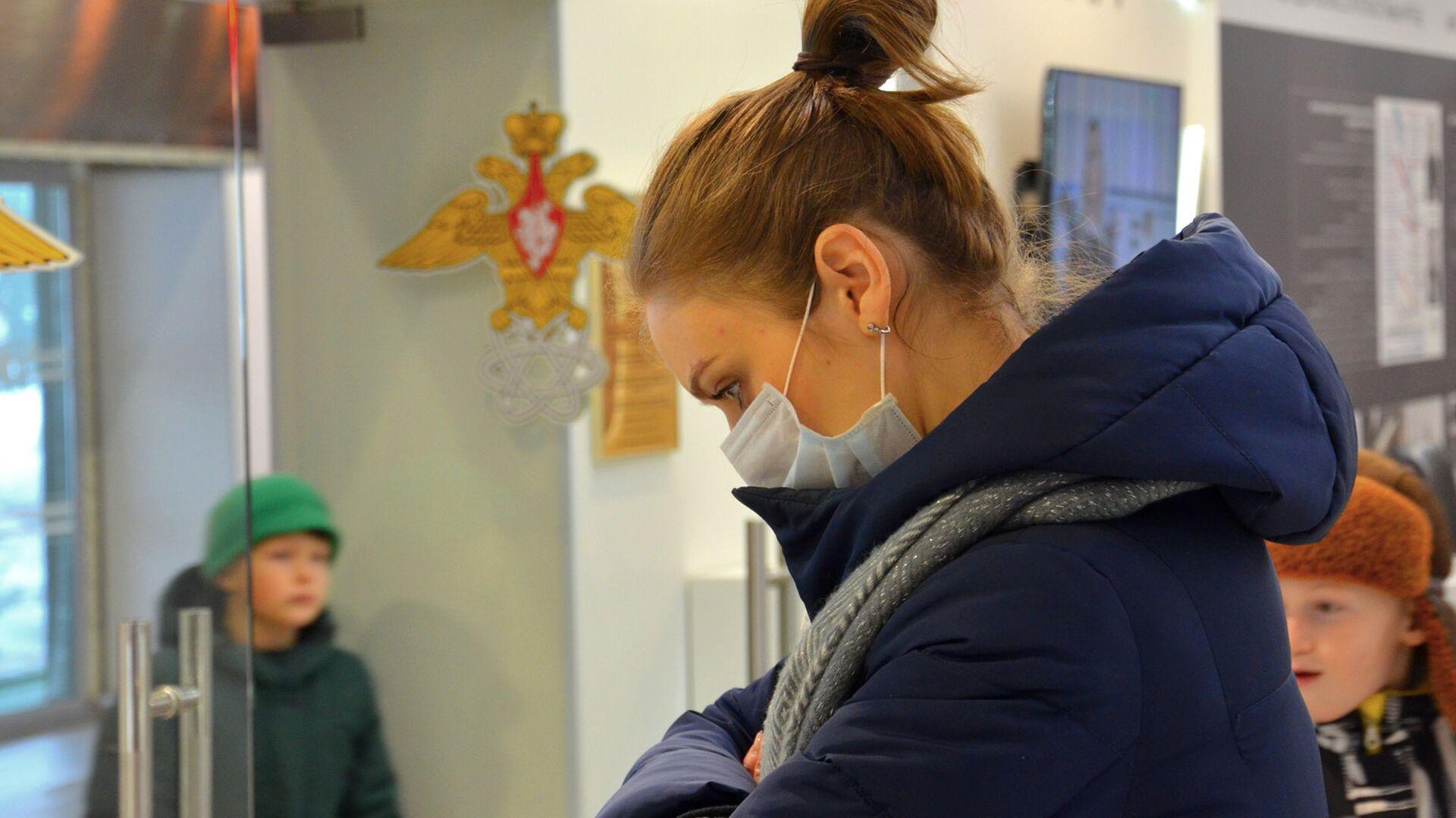 Coronavirus in Russia - Regione di Mosca, gennaio 2021 - Sputnik Italia, 1920, 31.08.2021