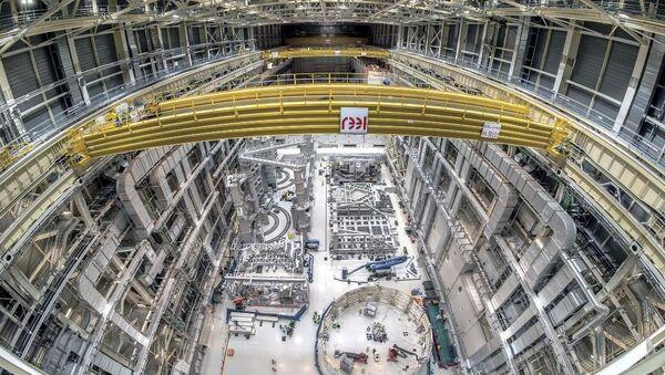 Reattore ITER - Sputnik Italia