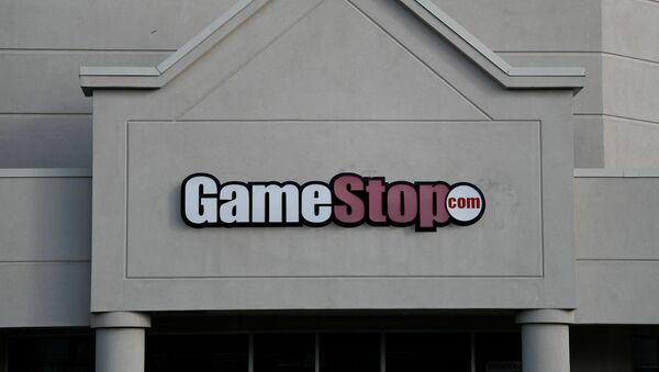 Il negozio GameStop - Sputnik Italia