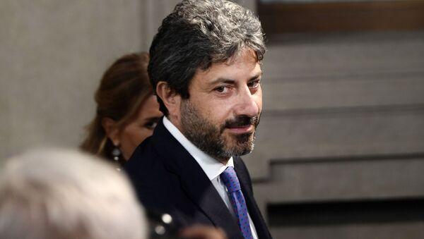 Roberto Fico - Sputnik Italia