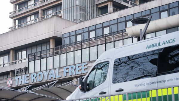 The Royal Free hospital - Sputnik Italia