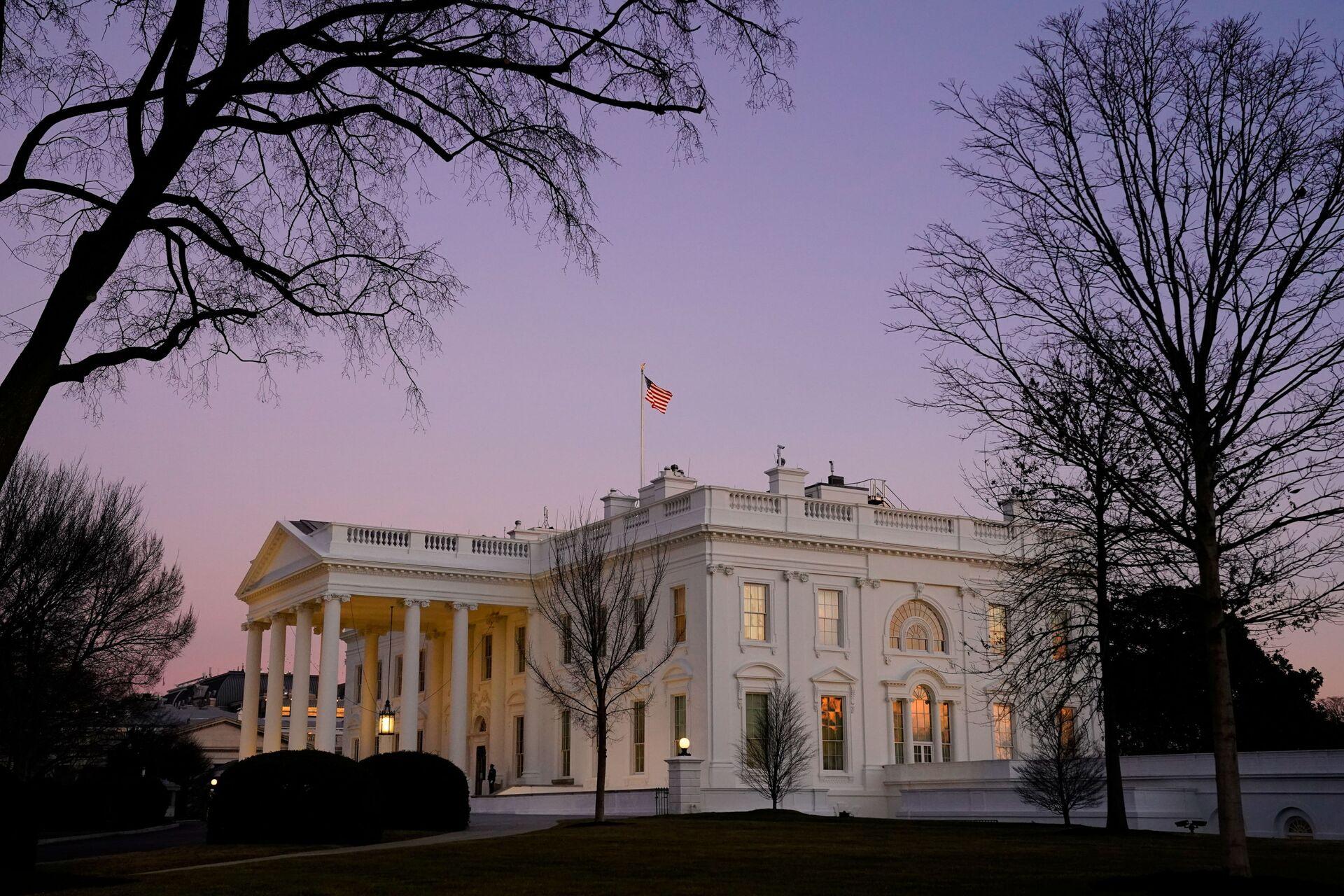 Impeachment e assoluzione Trump, parla il presidente Biden: accusa non in discussione - Sputnik Italia, 1920, 14.02.2021