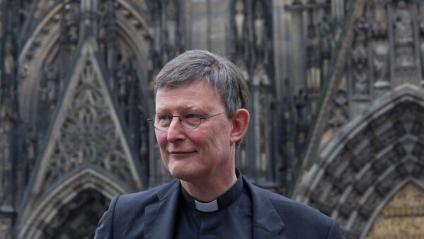 L'arcivescovo di Colonia Rainer Maria Woelki - Sputnik Italia