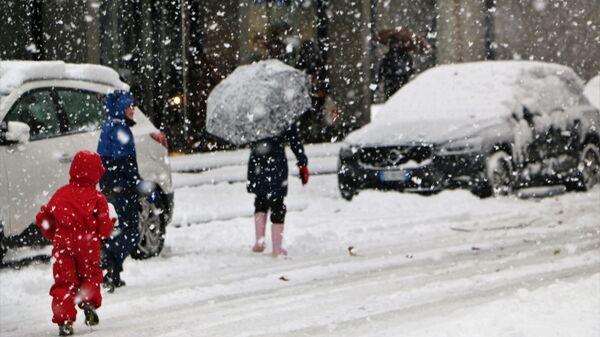 Inverno a Milano - Sputnik Italia