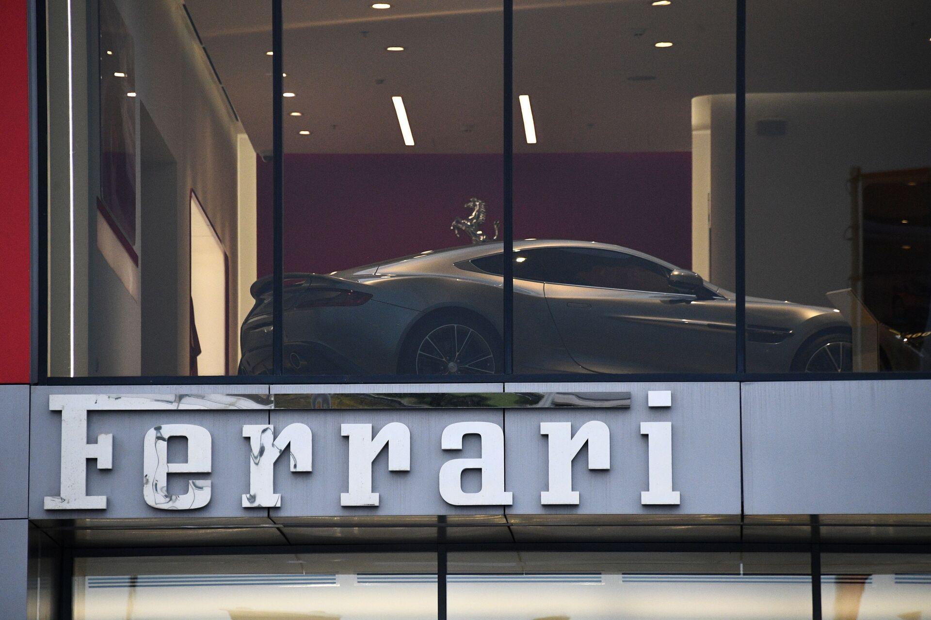 Ferrari, c'è lo sprint nel terzo semestre 2020: chiusura di anno migliore rispetto alle previsioni - Sputnik Italia, 1920, 02.02.2021