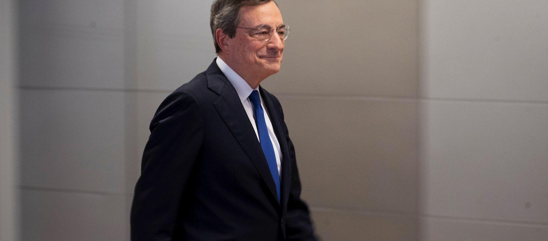Mario Draghi - Sputnik Italia, 1920, 11.02.2021