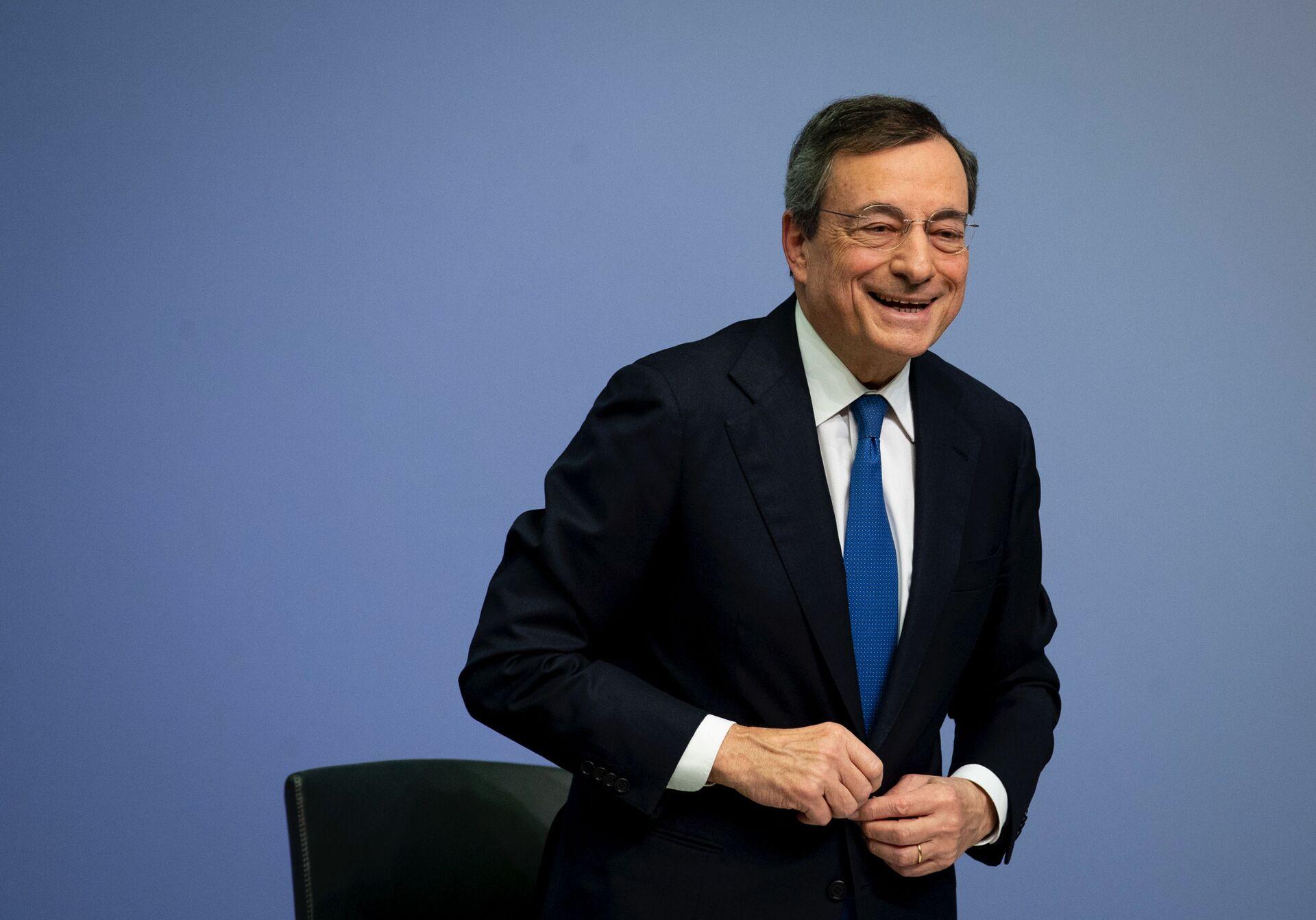 Draghi, il 60% degli italiani si fida di lui - Sputnik Italia, 1920, 06.02.2021