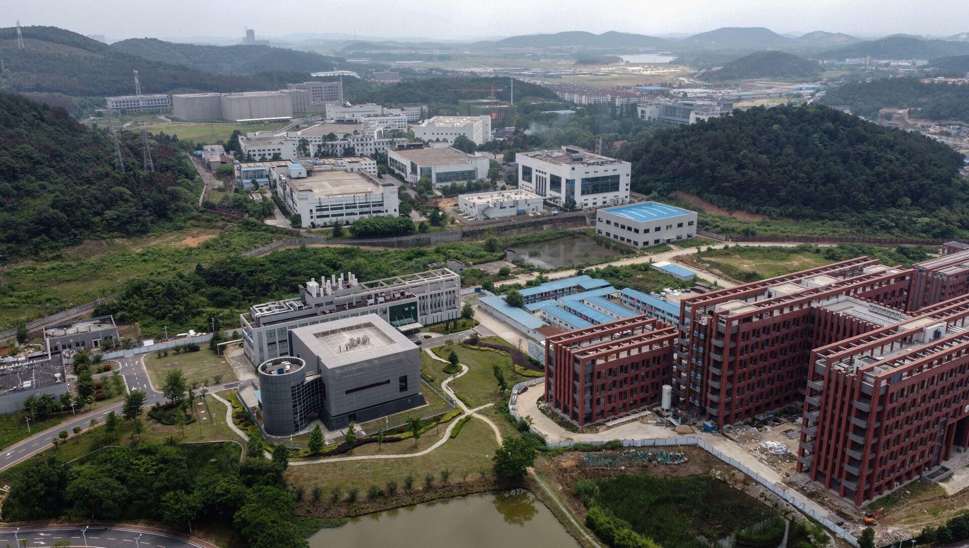 Il complesso dell'Istituto di Virologia di Wuhan - Sputnik Italia, 1920, 07.02.2021