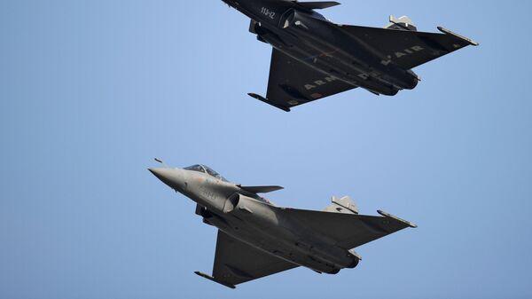 Rafale fighter jet aircraft - Sputnik Italia
