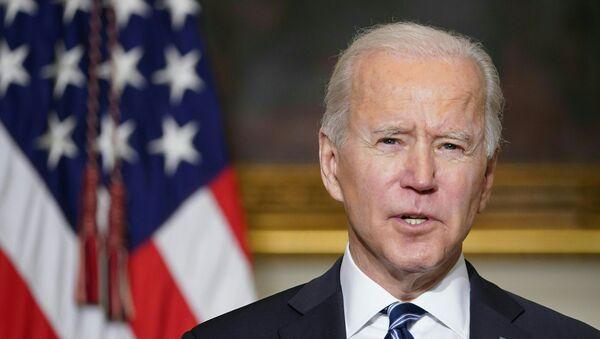 Il presidente degli Stati Uniti Joe Biden - Sputnik Italia