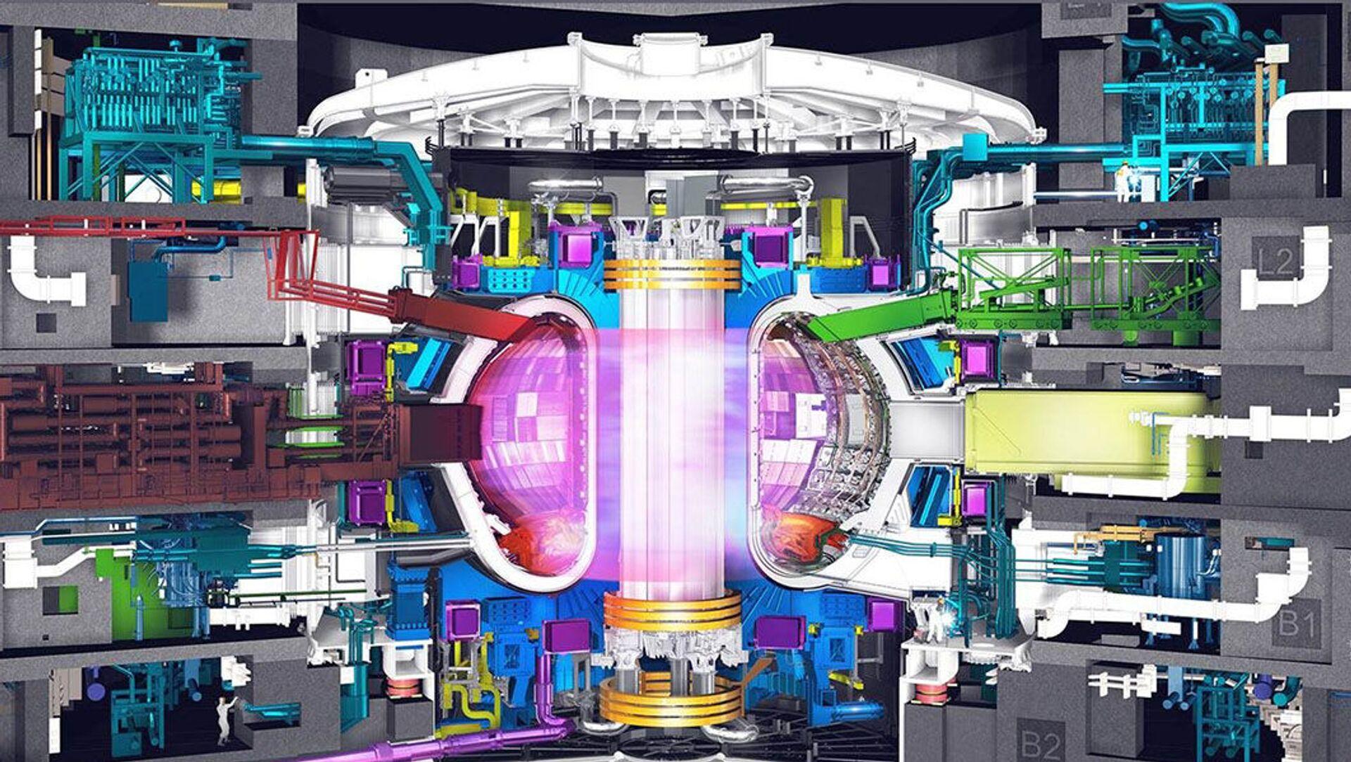 ITER Danieli Telerobot Labs, parte del Danieli Group - Sputnik Italia, 1920, 04.02.2021