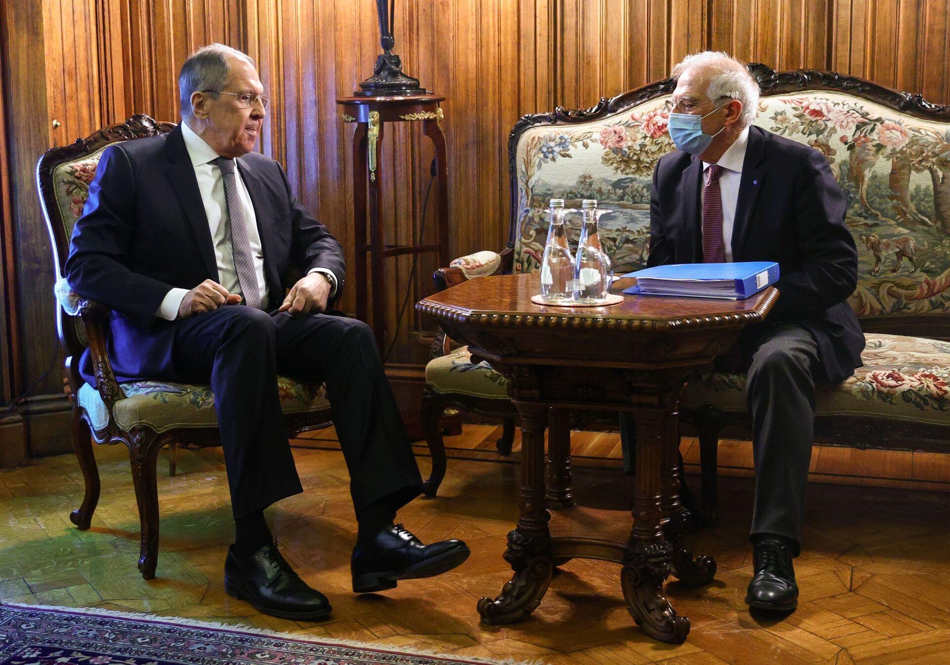 Europarlamento discute le relazioni con la Russia nel contesto dello scontro diplomatico - Sputnik Italia, 1920, 09.02.2021