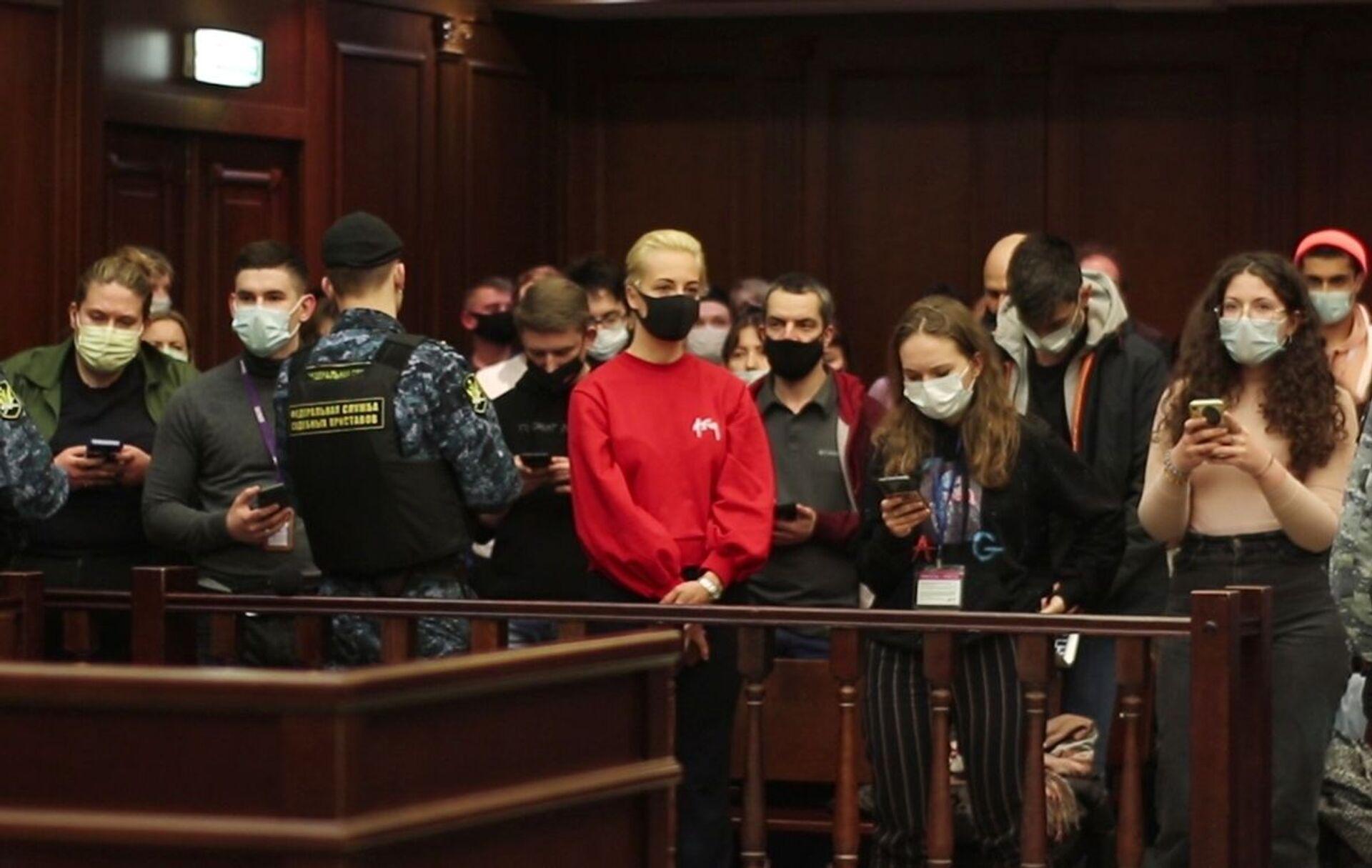 Espulsi diplomatici stranieri che hanno partecipano a manifestazione non autorizzata a Mosca - Sputnik Italia, 1920, 05.02.2021