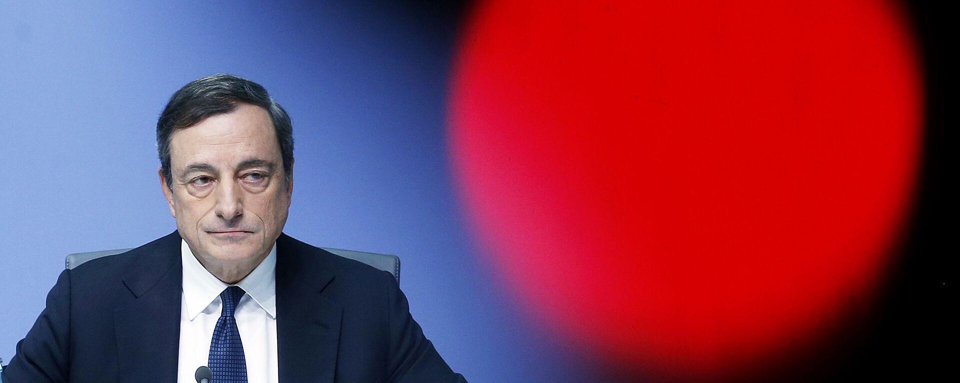 Mario Draghi - Sputnik Italia, 1920, 07.02.2021