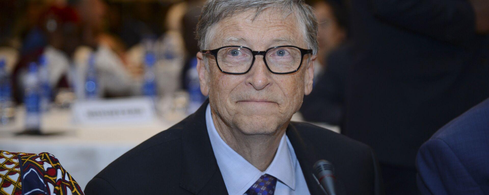 Bill Gates - Sputnik Italia, 1920, 26.04.2021