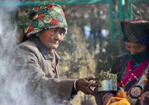 Lhasa è la capitale della Regione Autonoma del Tibet ed era anche la residenza tradizionale del Dalai Lama - Sputnik Italia