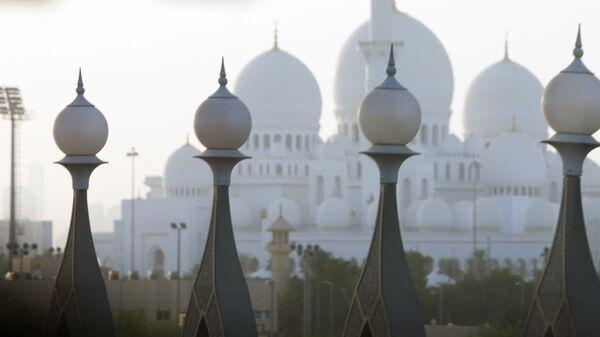 Abu Dhabi, capitale degli Emirati Arabi Uniti - Sputnik Italia