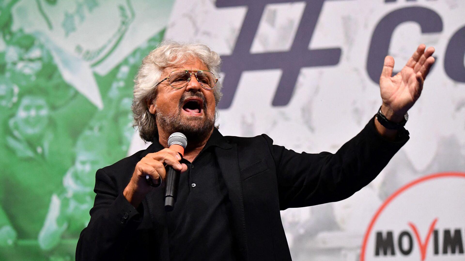 Beppe Grillo - Sputnik Italia, 1920, 23.02.2021
