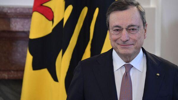 Mario Draghi - Sputnik Italia