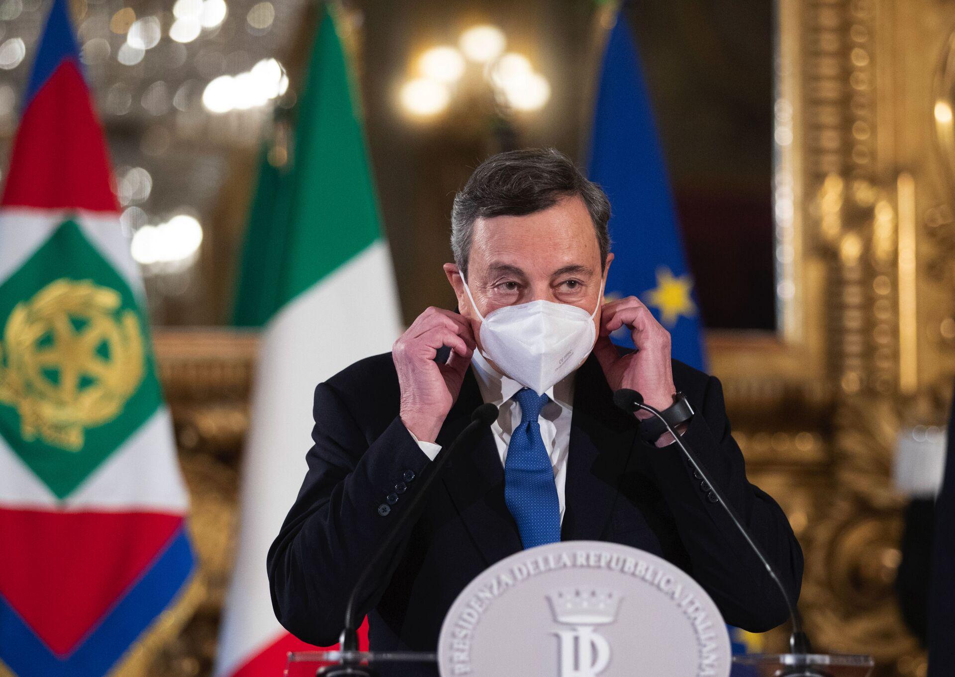 Esperto di comunicazione e vicino al Pd, ecco chi è il nuovo capo di gabinetto di Draghi - Sputnik Italia, 1920, 16.02.2021