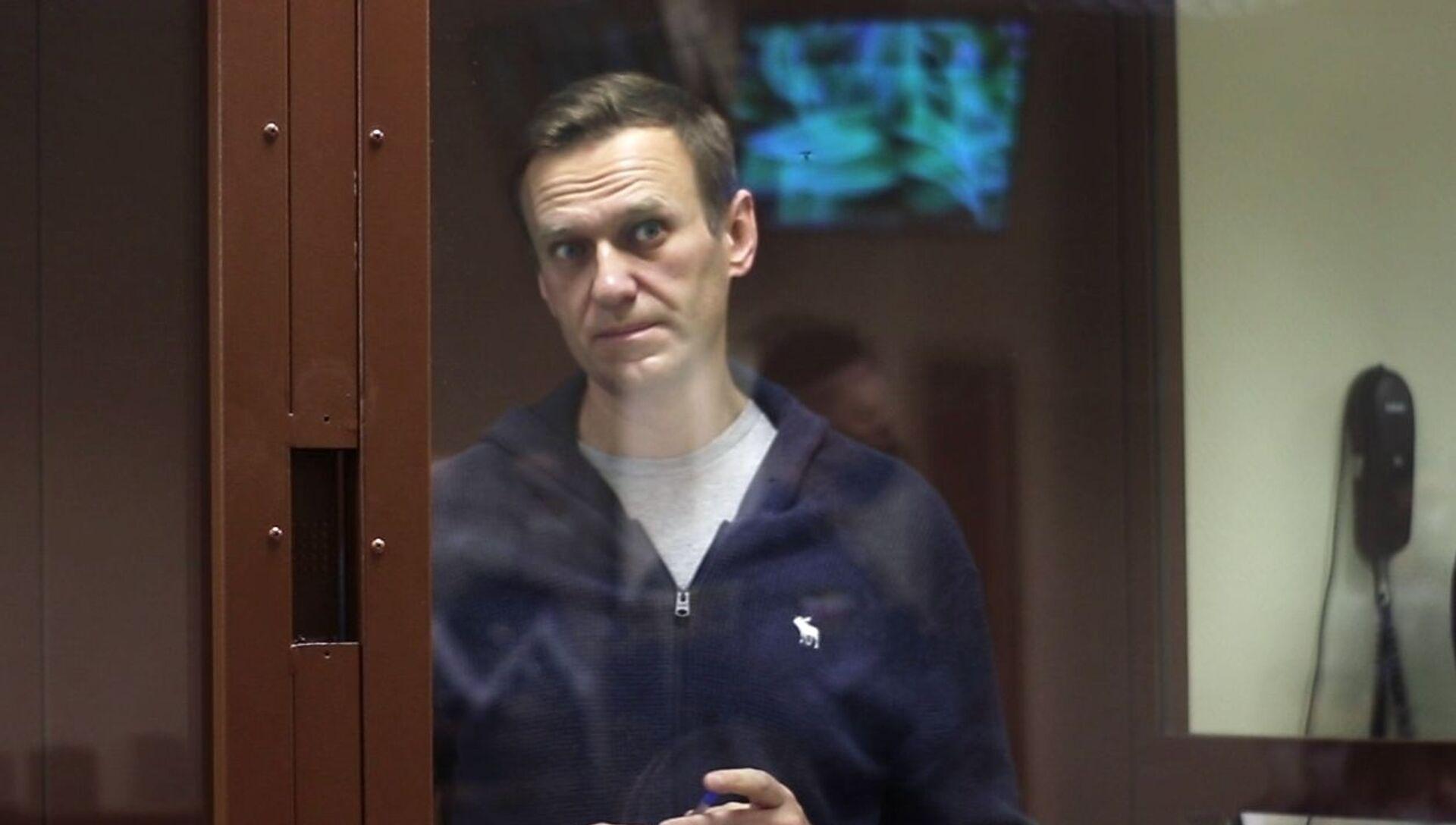 Alexey Navalny - Sputnik Italia, 1920, 12.02.2021