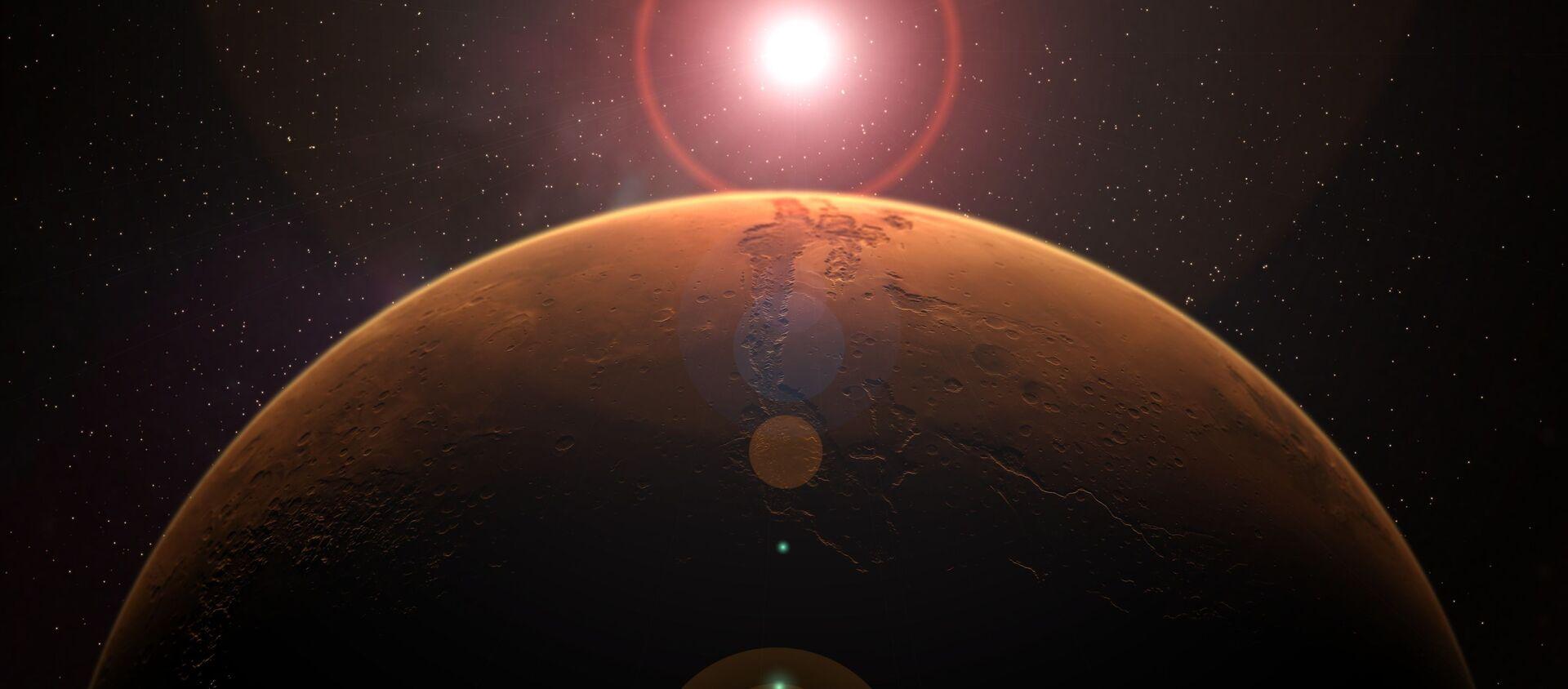 Marte - Sputnik Italia, 1920, 19.02.2021