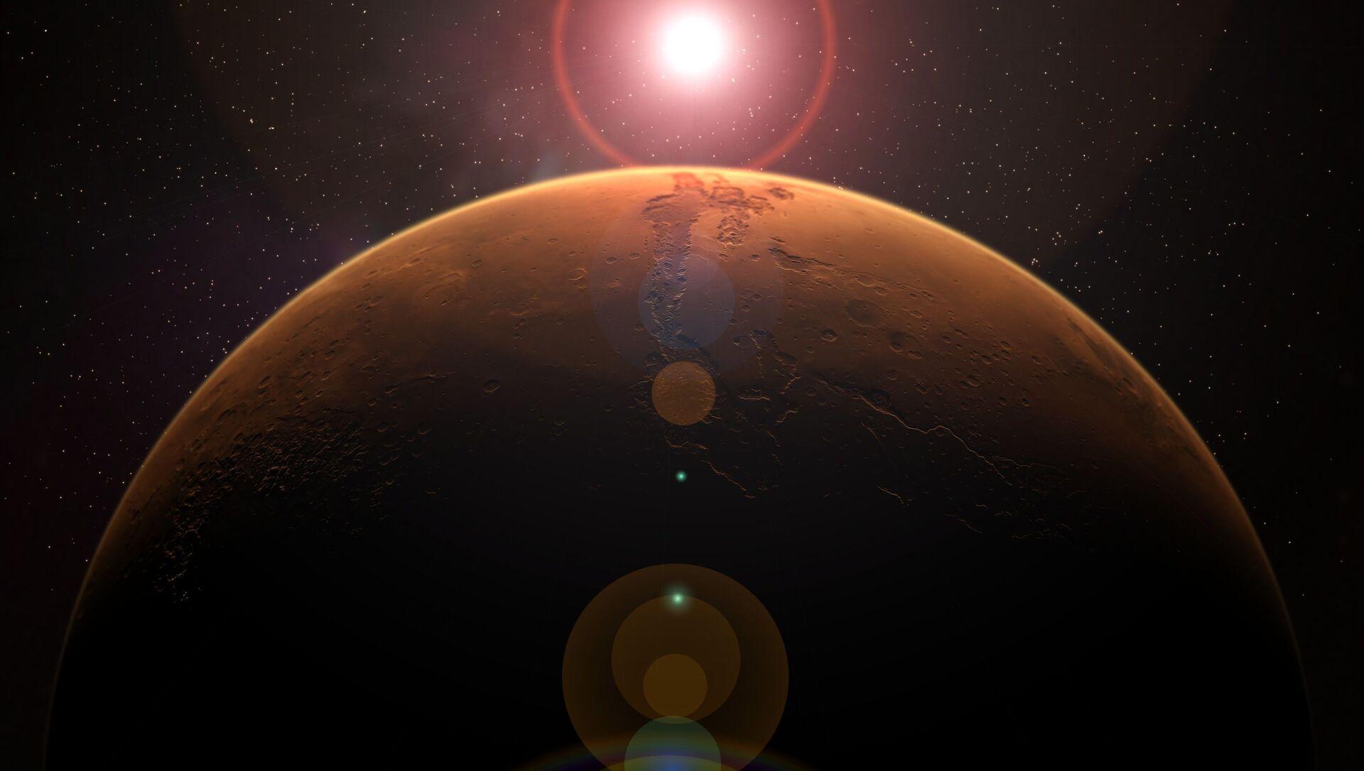 Marte - Sputnik Italia, 1920, 13.02.2021