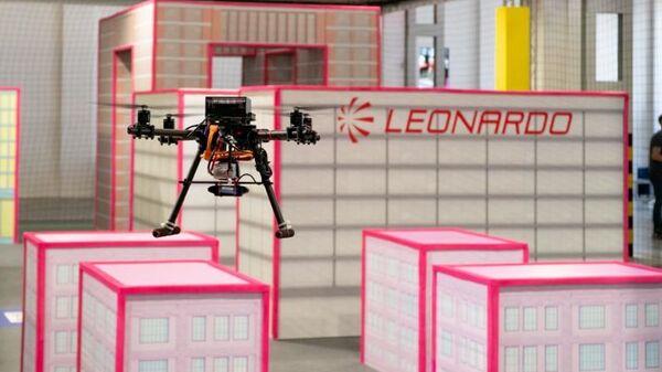 Droni Leonardo - Sputnik Italia