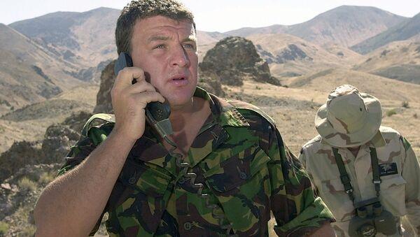 Un soldato britannico in missione  - Sputnik Italia