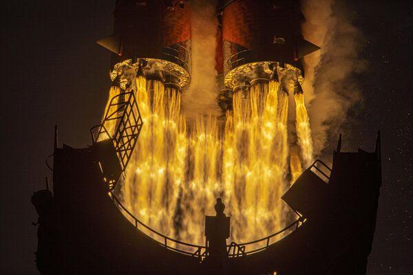 Il volo di Progress MS-16 durerebbe per due giorni - Sputnik Italia