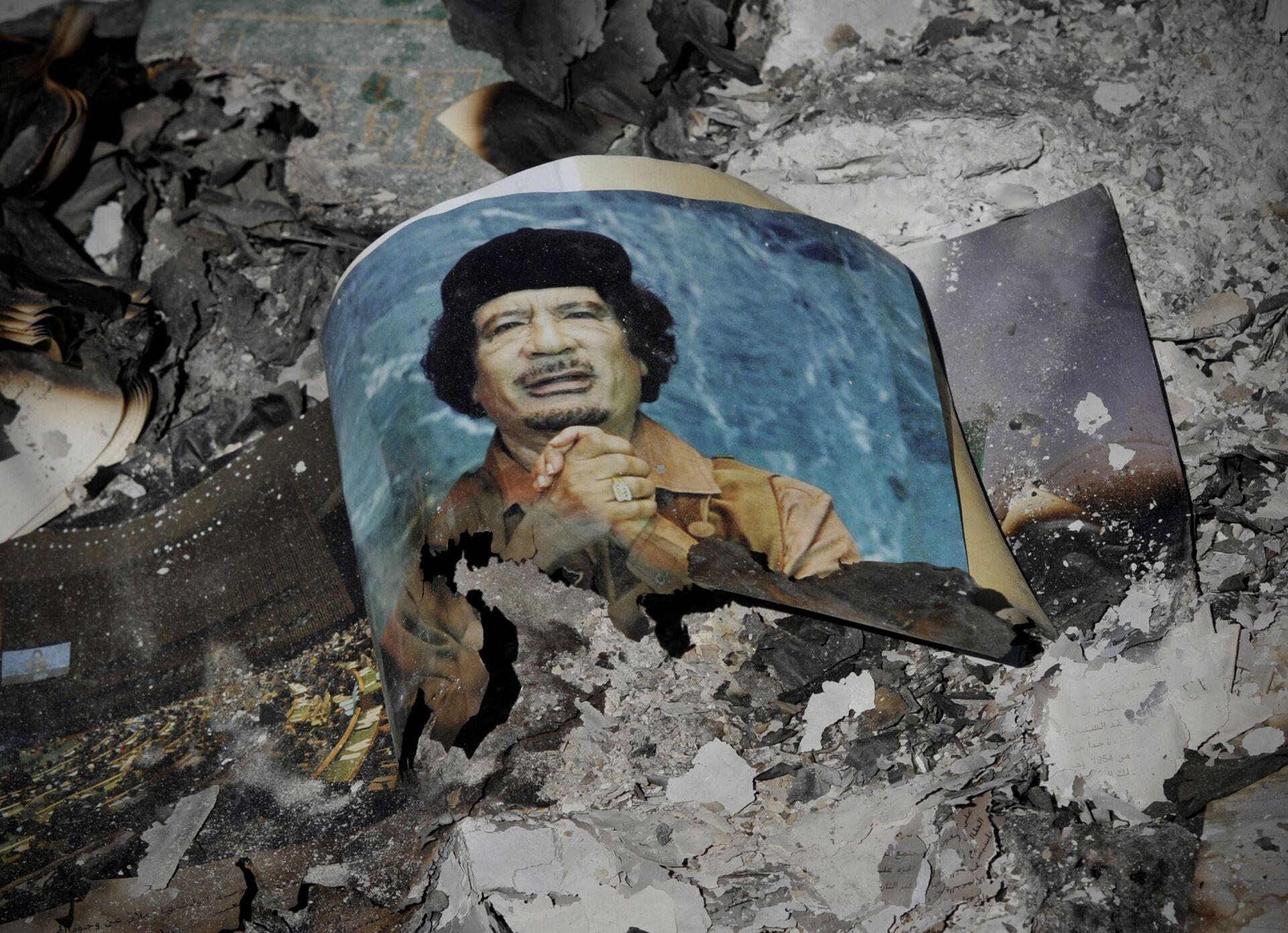 Tra cospirazione e rivoluzione: cosa pensano i libici della caduta di Gheddafi dieci anni dopo - Sputnik Italia, 1920, 15.02.2021