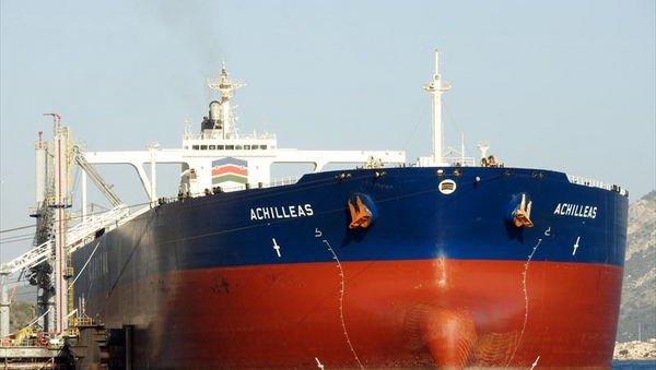 La nave Achilleas - Sputnik Italia