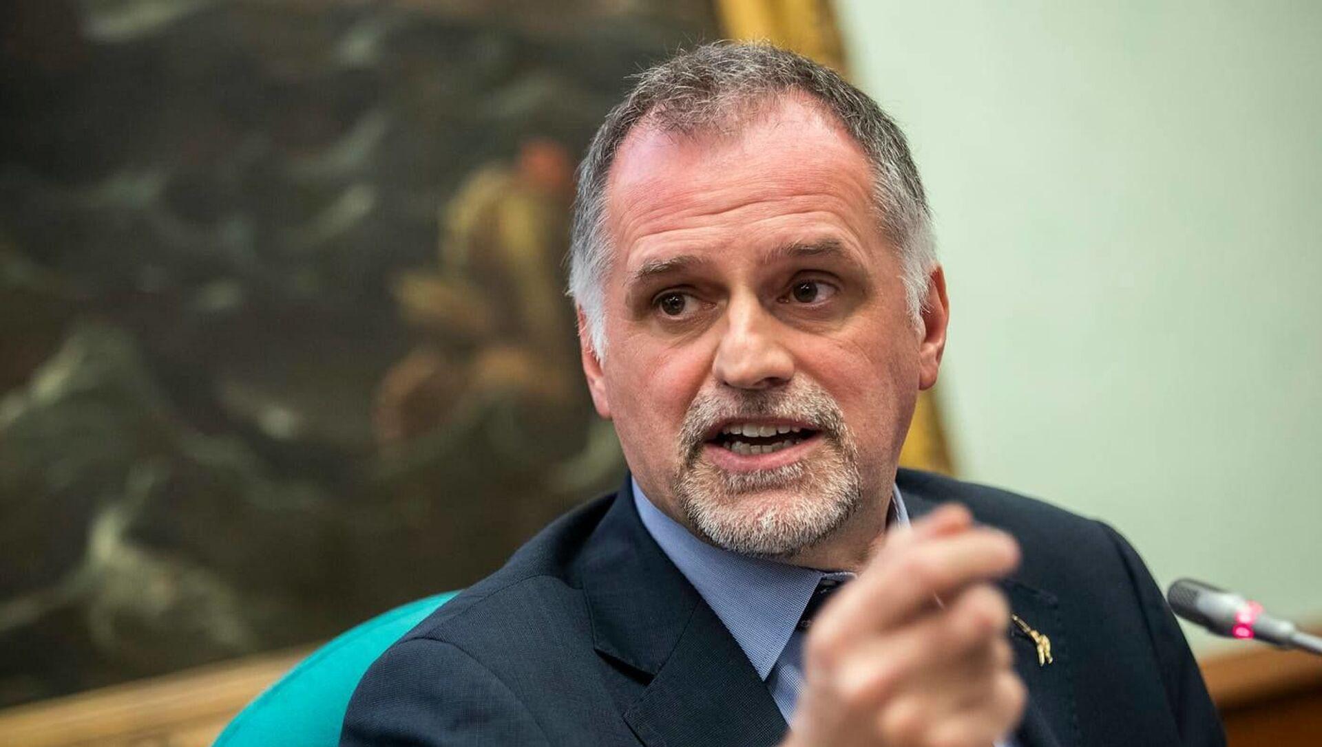 Massimo Garavaglia, Ministro per il coordinamento di iniziative nel settore del turismo - Sputnik Italia, 1920, 25.02.2021