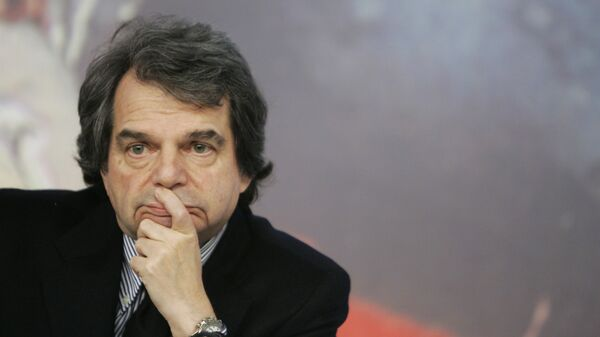 Ministro per la pubblica amministrazione nel governo Draghi, Renato Brunetta - Sputnik Italia