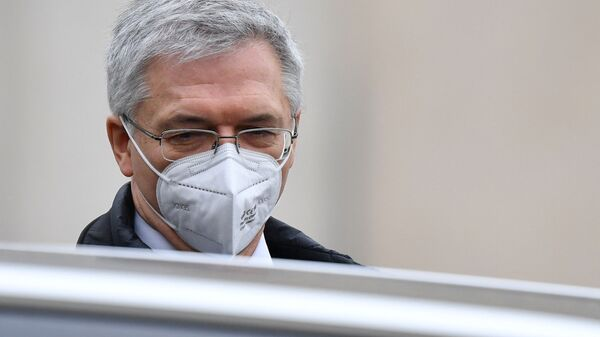 Daniele Franco, ministro dell'Economia - Sputnik Italia