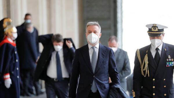 Lorenzo Guerini, ministro della difesa - Sputnik Italia