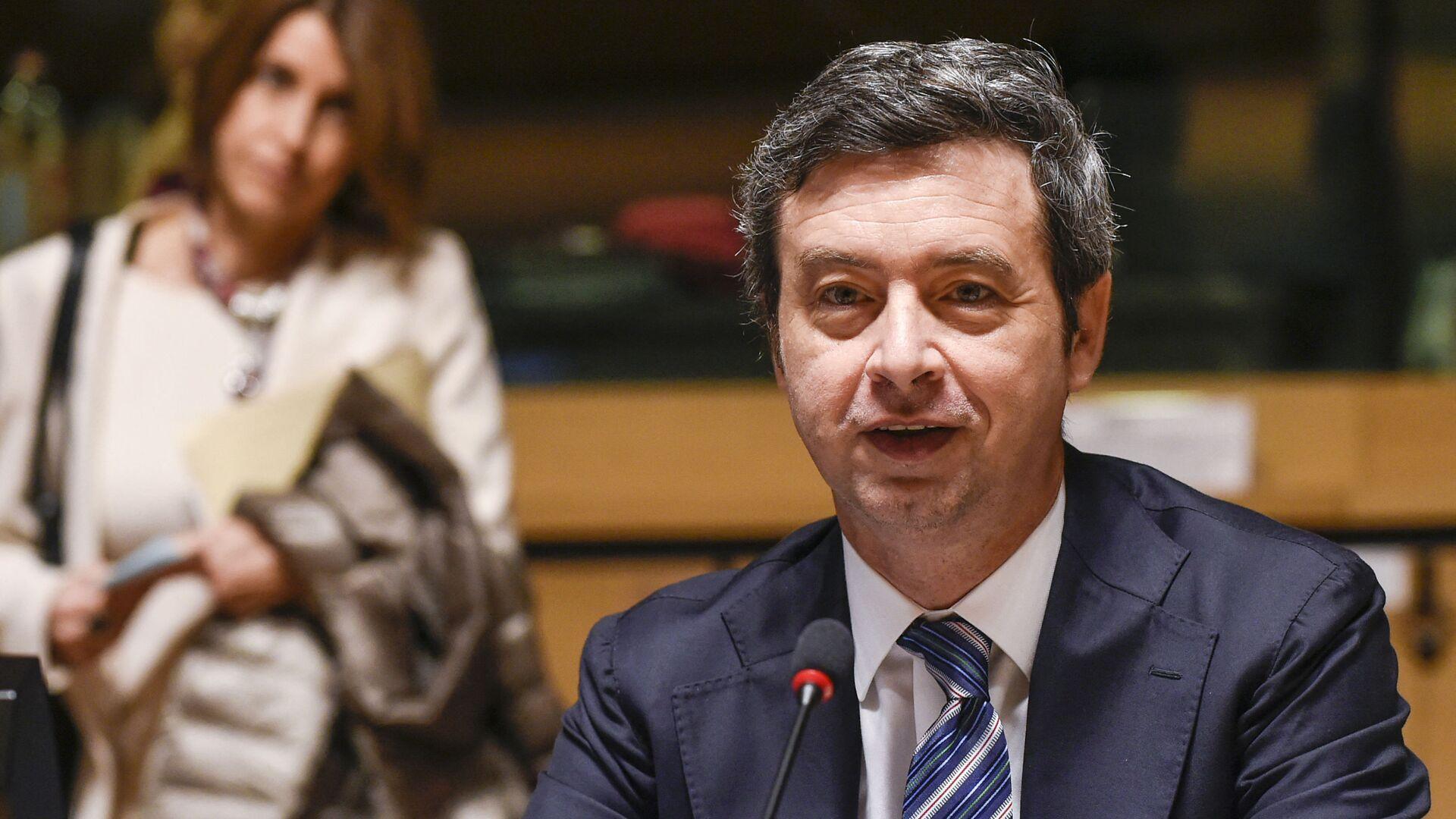 Andrea Orlando, nuovo Ministro del Lavoro - Sputnik Italia, 1920, 17.09.2021