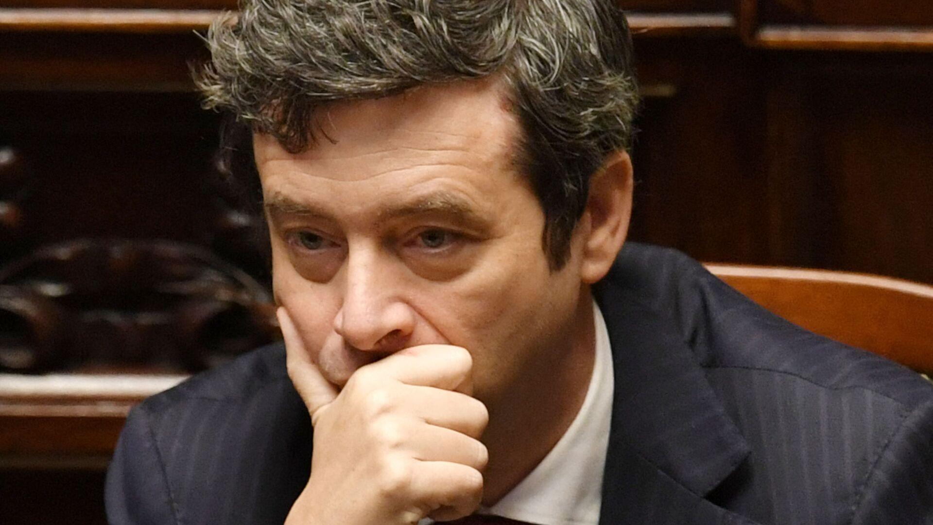 Andrea Orlando, nuovo Ministro del Lavoro - Sputnik Italia, 1920, 03.08.2021