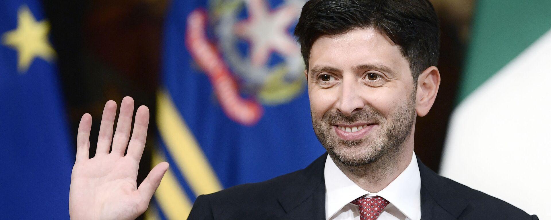 Roberto Speranza, ministro della Salute - Sputnik Italia, 1920, 28.04.2021