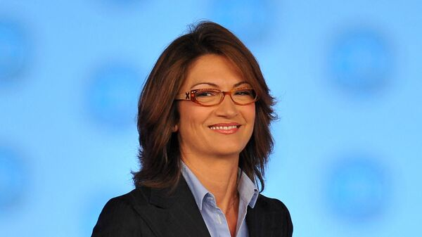 Maria Stella Gelmini, ministra degli Affari generali e Autonomie - Sputnik Italia