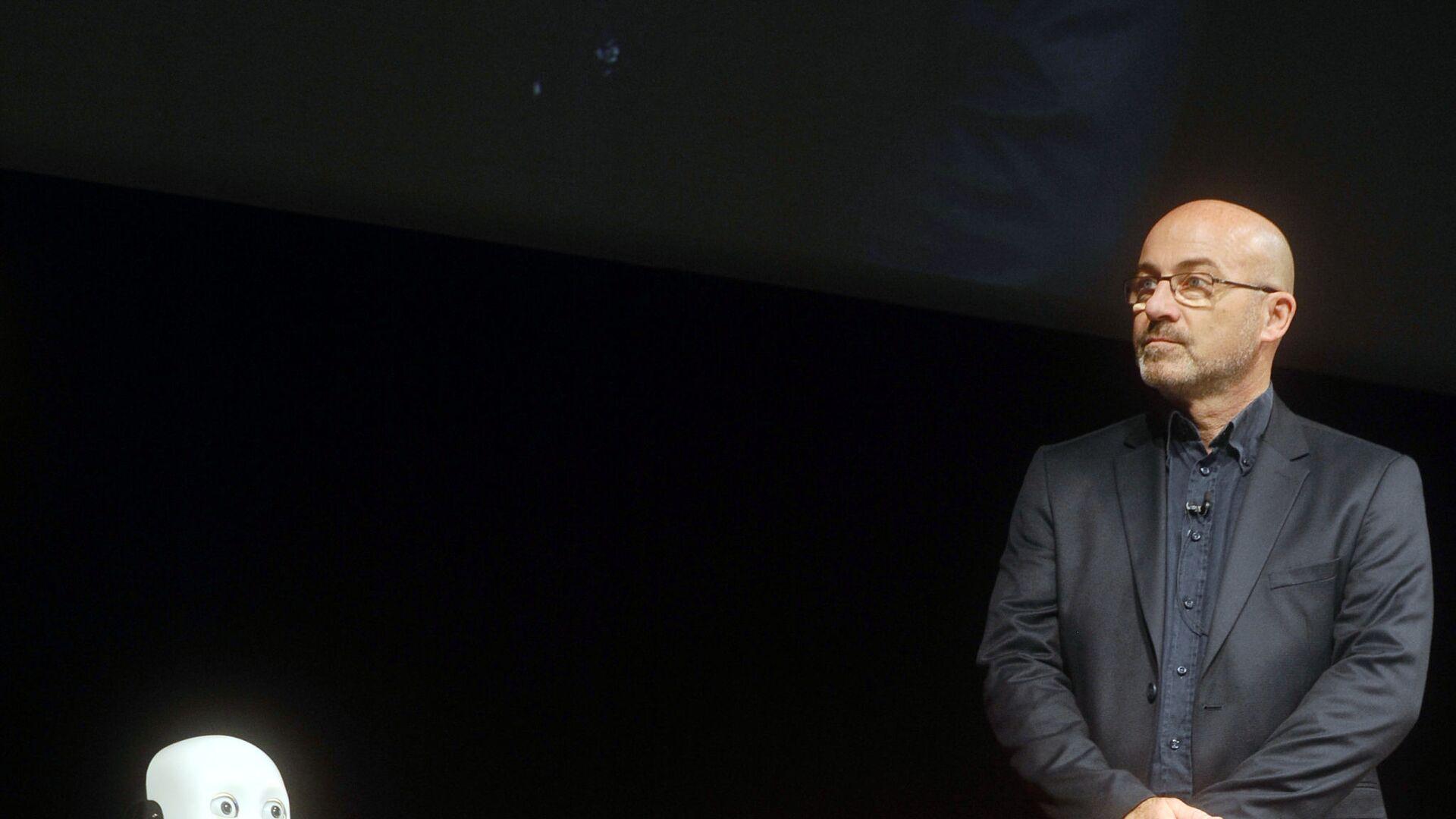 Roberto Cingolani, Ministro per la Transizione ecologica - Sputnik Italia, 1920, 19.02.2021