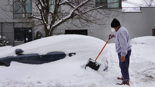 L'inverno a Chicago - Sputnik Italia