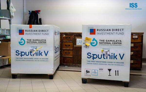 Prime dosi di Sputnik V arrivano a San Marino - Sputnik Italia