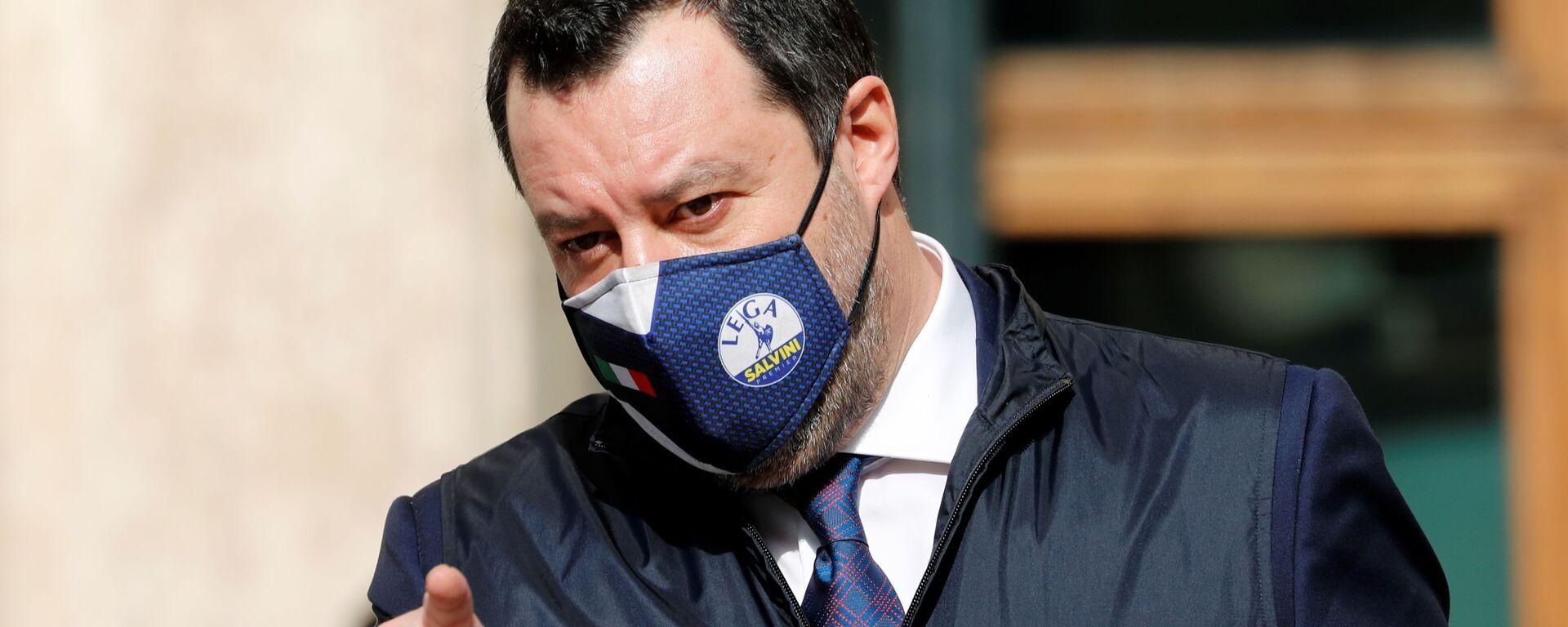 Matteo Salvini  - Sputnik Italia, 1920, 30.05.2021